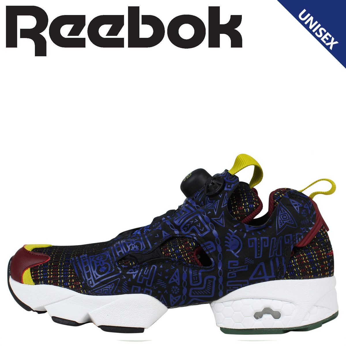 a286fce0d3b6 Sugar Online Shop  Reebok Reebok pump fury sneakers INSTAPUMP FURY AFRICAN  AR1706 men s women s shoes black  8 20 new in stock