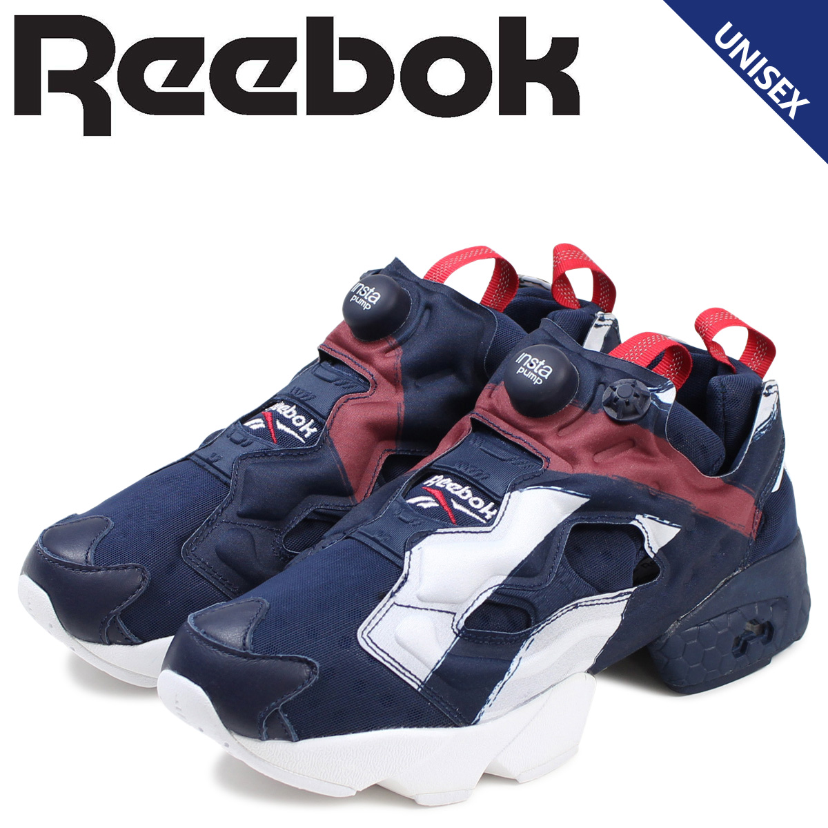 0ec6cff22da Sugar Online Shop  Reebok Reebok pump fury sneakers INSTAPUMP FURY ...