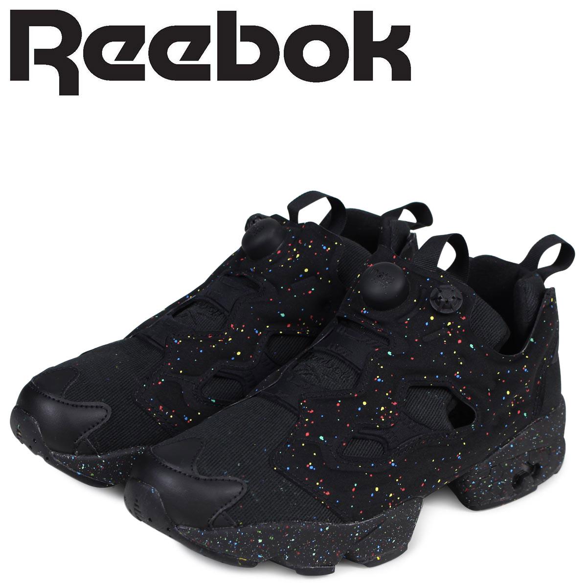 Reebok ポンプフューリー メンズ レディース スニーカー リーボック INSTAPUMP FURY OG CS CM9390 ブラック