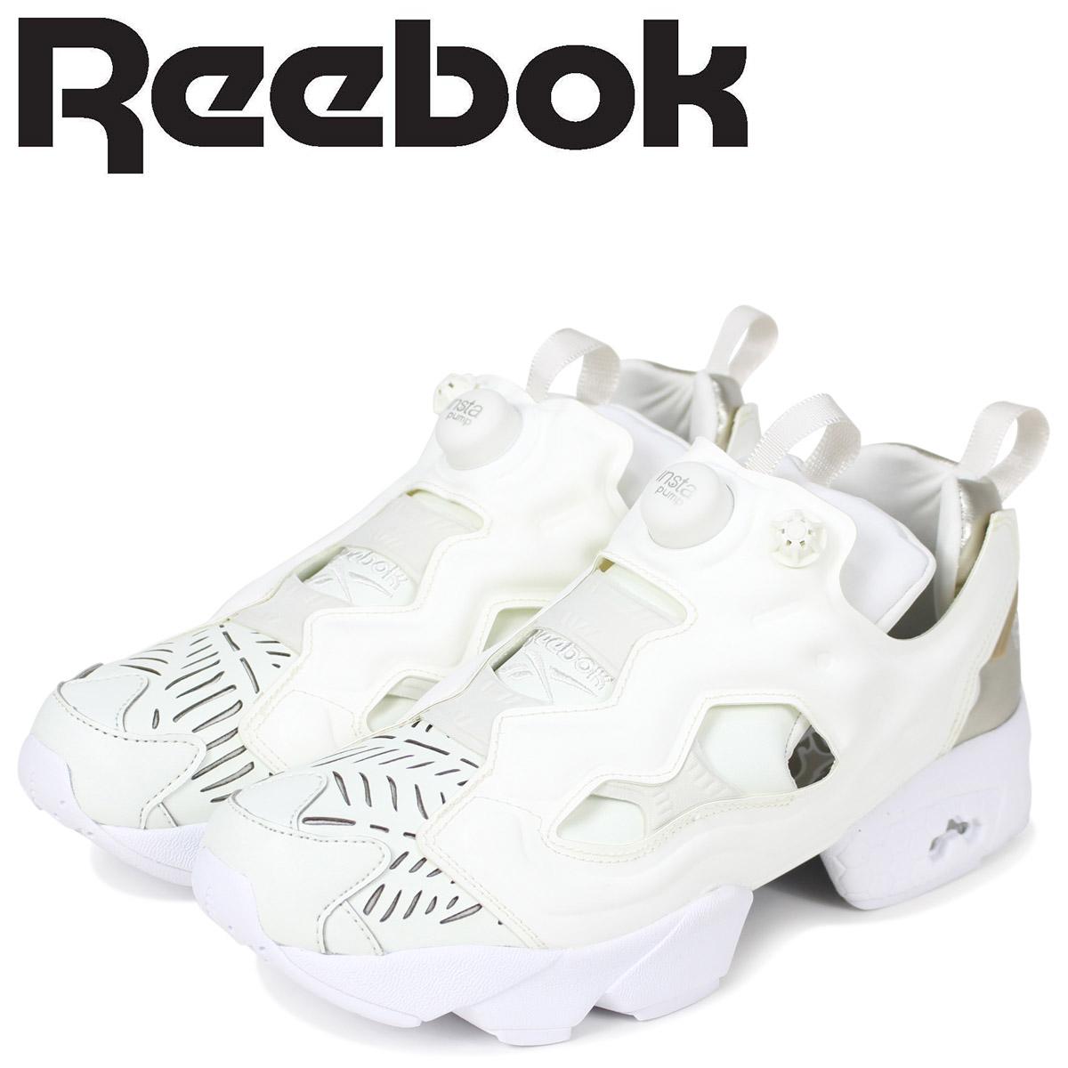 Reebok ポンプフューリー レディース メンズ スニーカー リーボック INSTAPUMP FURY CUTOUTS CM9817 ホワイト