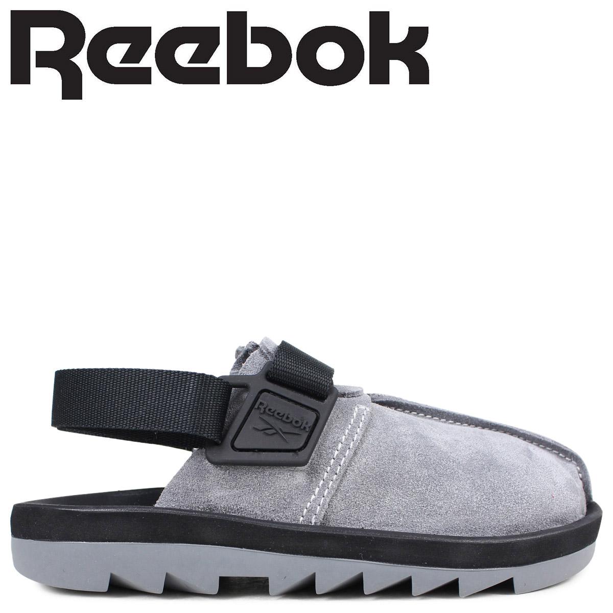 Reebok ビートニック レディース メンズ サンダル リーボック BEATNIK CN3730 グレー