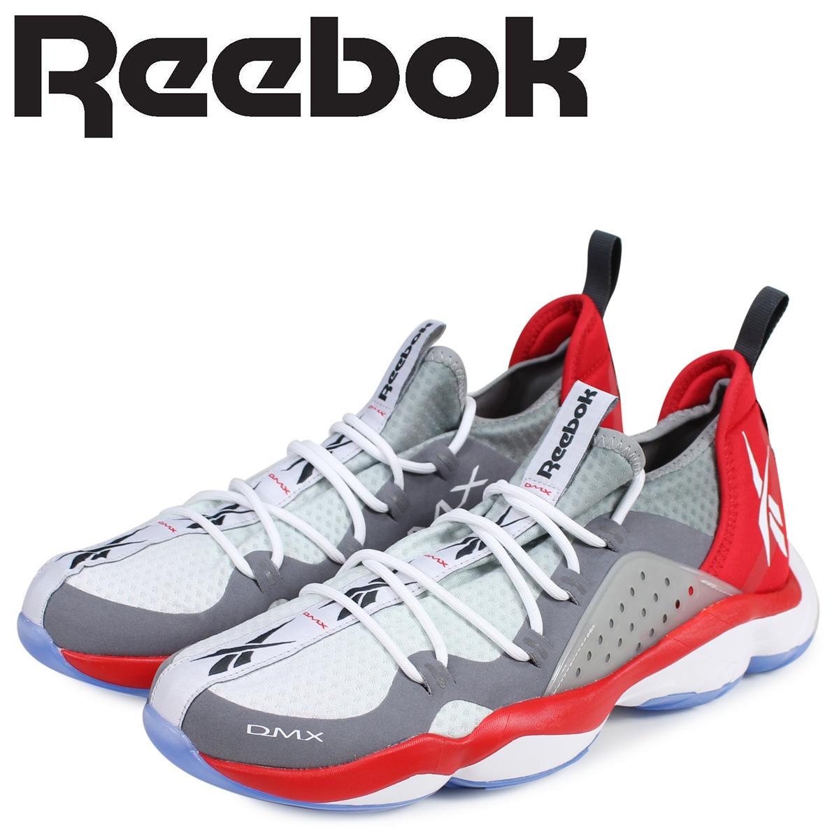 Reebok リーボック ディーエムエックスフュージョン スニーカー メンズ DMX FUSION 2 OG ホワイト 白 CN7710 [4/4 新入荷]