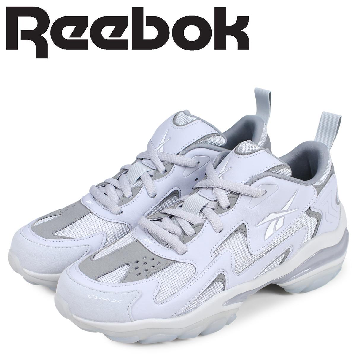 Reebok リーボック ディエムエックスシリーズ 1600 スニーカー メンズ DMX SERIES 1600 グレー DV5562