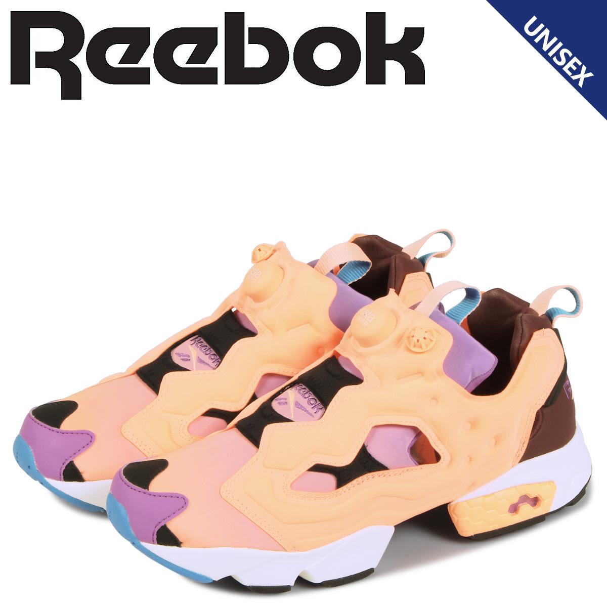 Reebok リーボック インスタ ポンプフューリー スニーカー メンズ レディース INSTAPUMP FURY OG RI ピンク DV7188