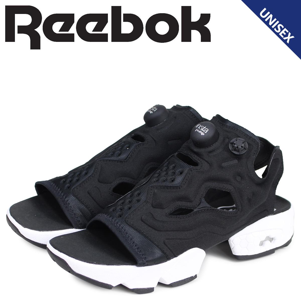 Reebok リーボック インスタ ポンプフューリー サンダル スポーツサンダル メンズ レディース INSTAPUMP FURY SANDAL ブラック 黒 DV9699
