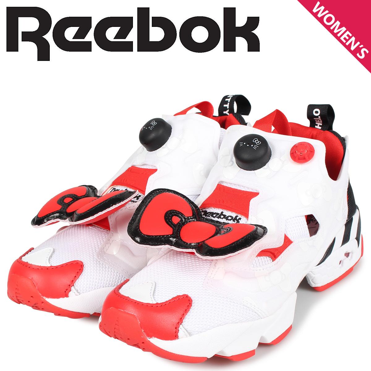 Reebok リーボック インスタ ポンプフューリー スニーカー レディース INSTAPUMP FURY OG ホワイト 白 EH2798