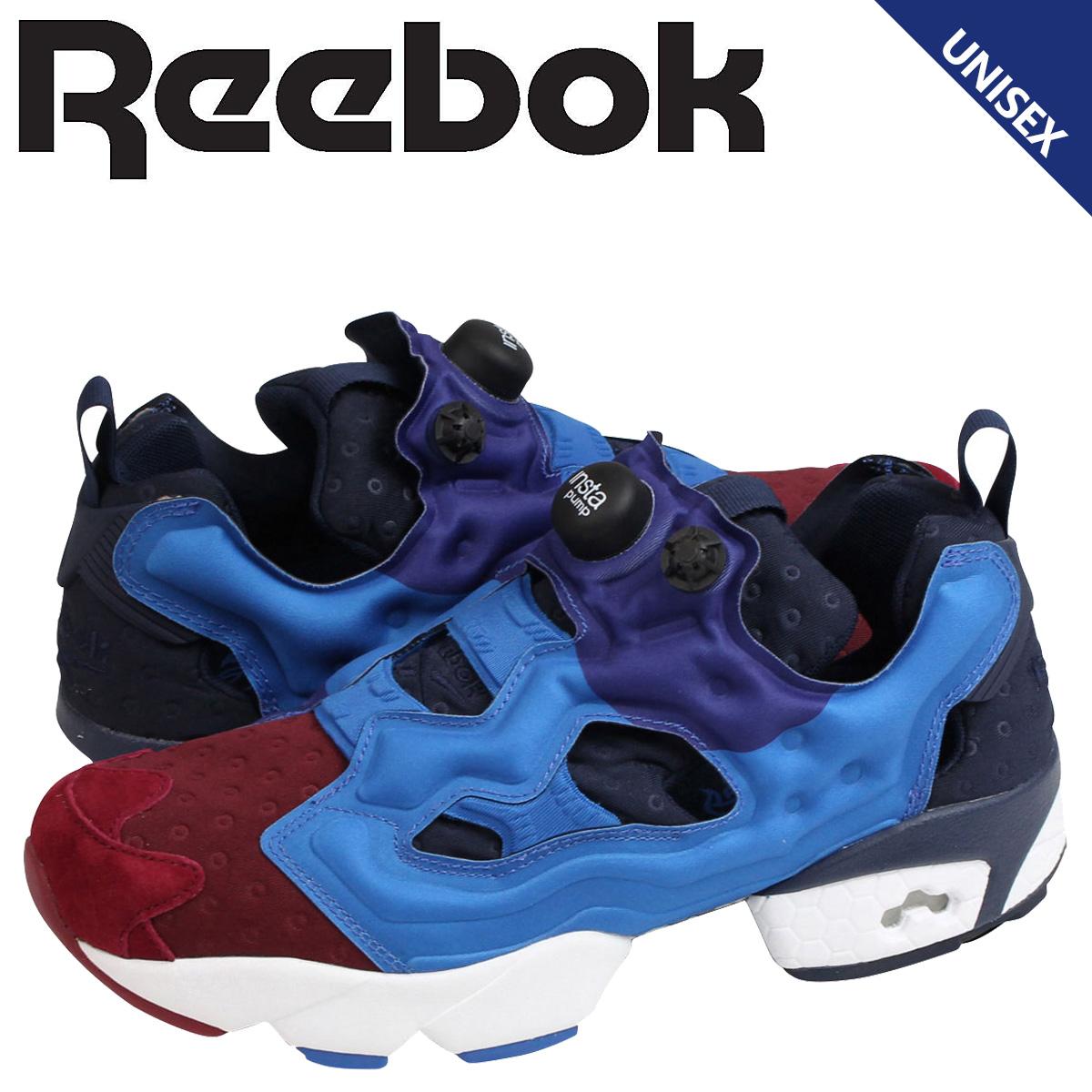 8ace62d1 Sugar Online Shop: Reebok Reebok INSTA PUMP FURY OG SAXE BLUE ...