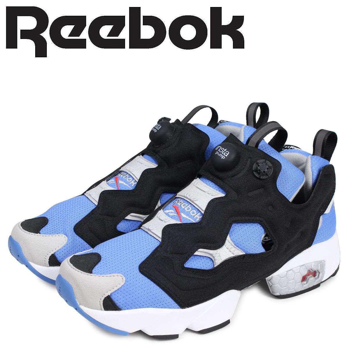 Reebok リーボック インスタ ポンプフューリー スニーカー メンズ INSTAPUMP FURY OG ブルー M48756