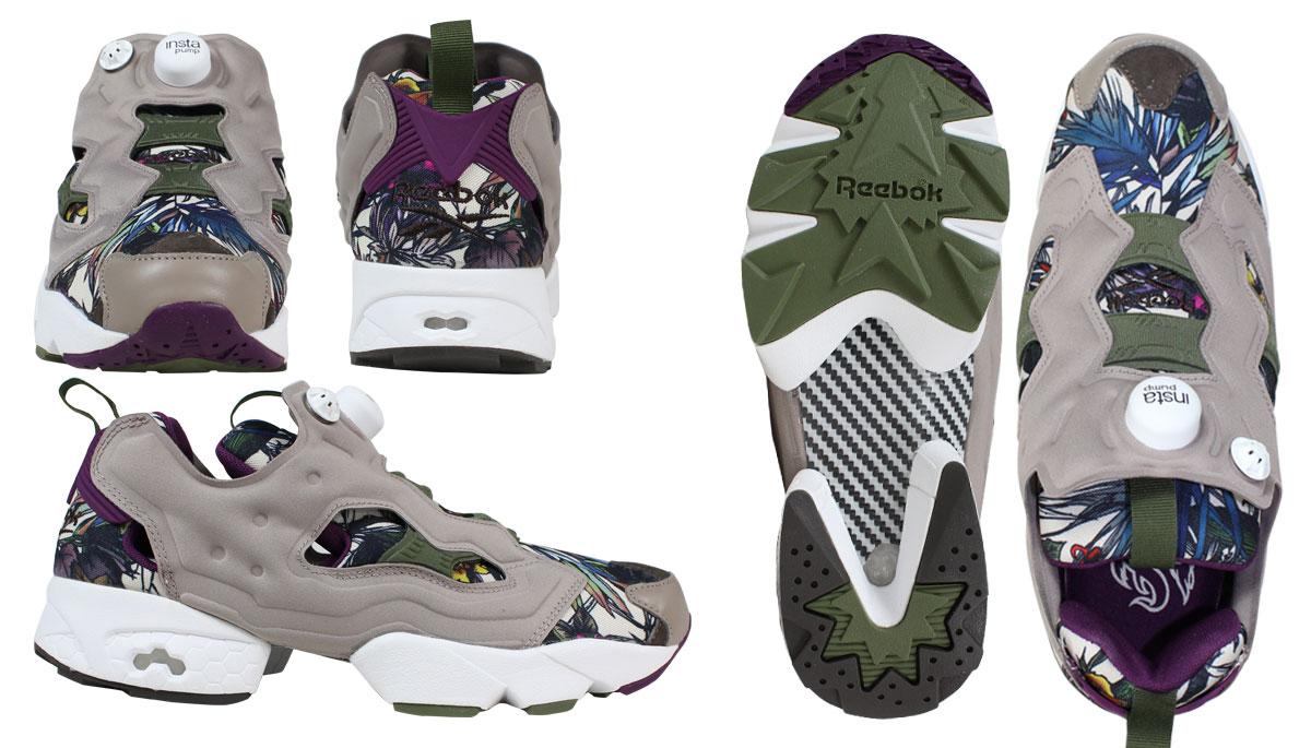 4b3b62cb1f9b0d Sugar Online Shop  Reebok Reebok pump fury sneakers INSTAPUMP FURY ...
