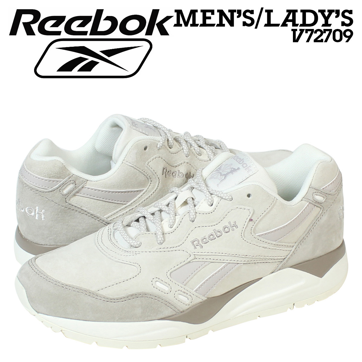Reebok Reebok Bolton sneakers BOLTON CP V72709 men gap Dis shoes gray