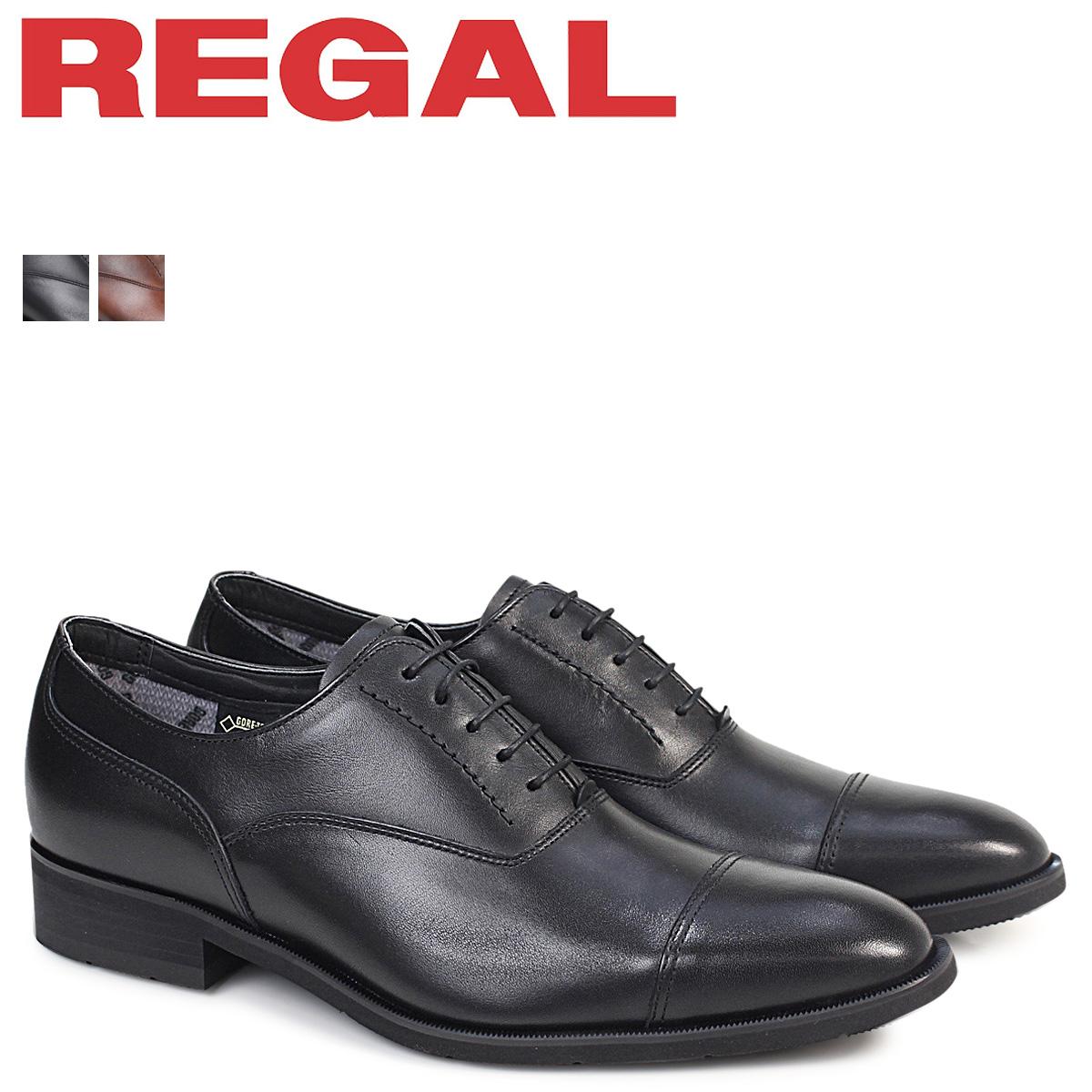 REGAL 靴 メンズ リーガル ストレートチップ 35HRBB ビジネスシューズ 防水 日本製 [9/12 追加入荷]