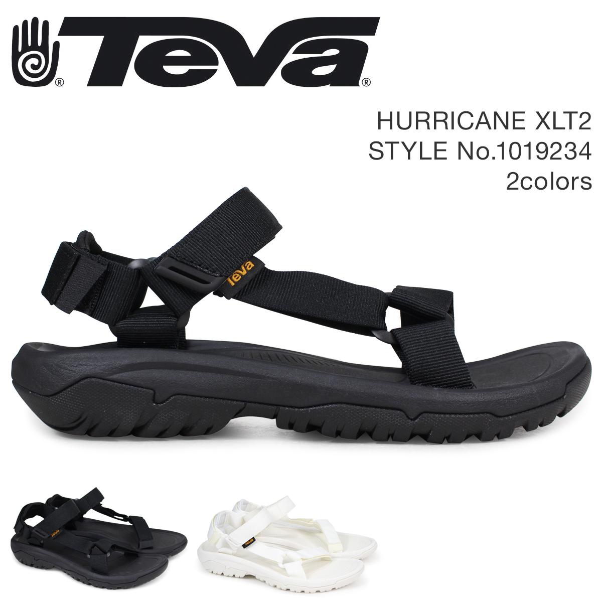 ba646d28bd71 Teva Teva sandals men hurricane XLT2 HURRICANE black white 1019234  4 18  Shinnyu load