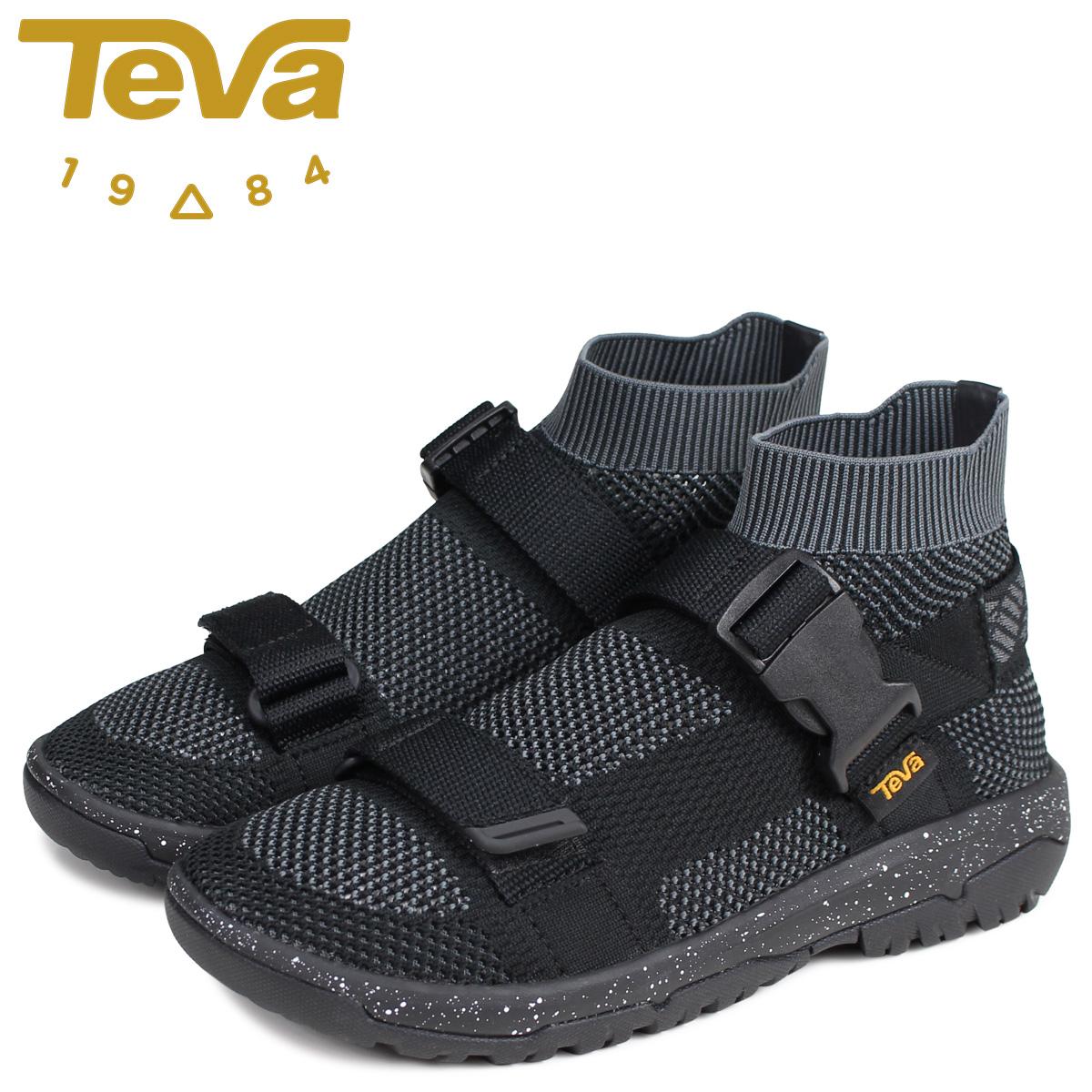 テバ Teva サンダル ハリケーン ソック メンズ HURRICANE SOCK ブラック 黒 1100269