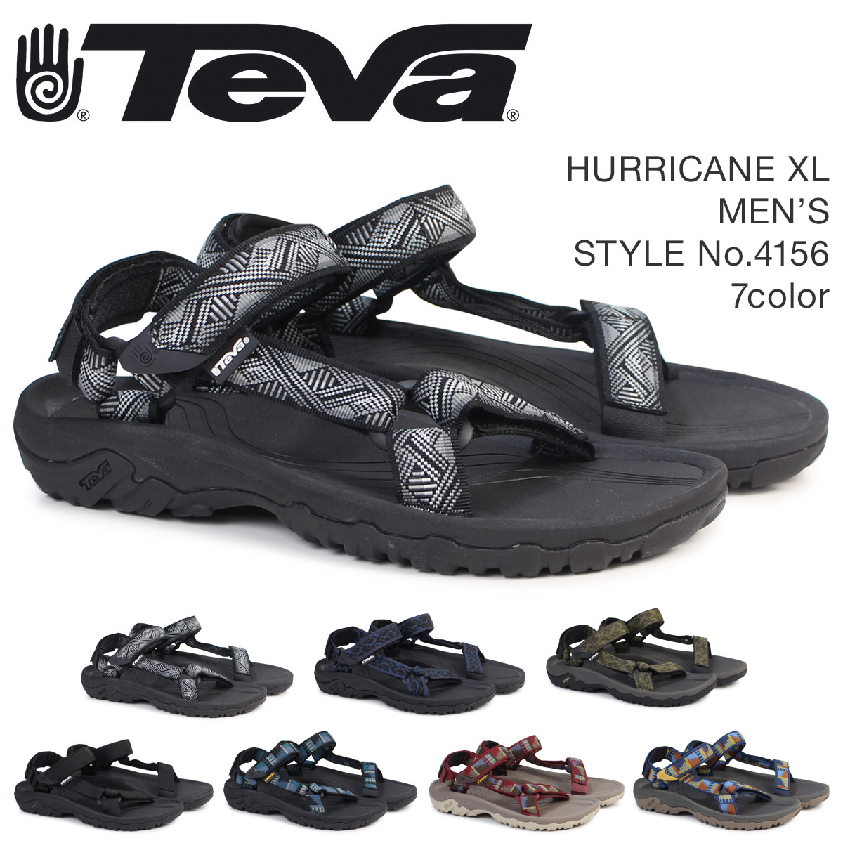 788974520 Sugar Online Shop   SOLD OUT  Teva Teva Sandals Hurricane XLT mens M ...