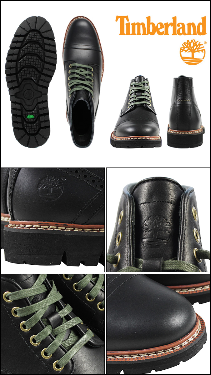 Timberland Earthkeepers Britton Hill Verde