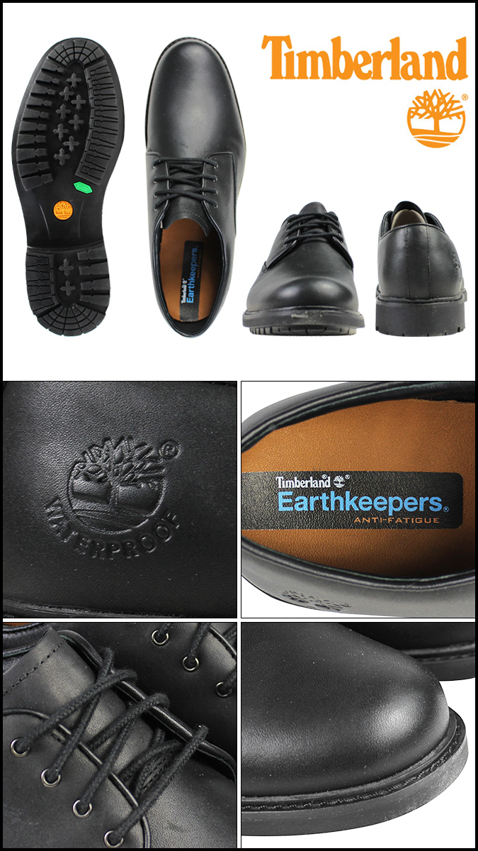 Timberland Mens Earthkeepers Stormbuck Oxford