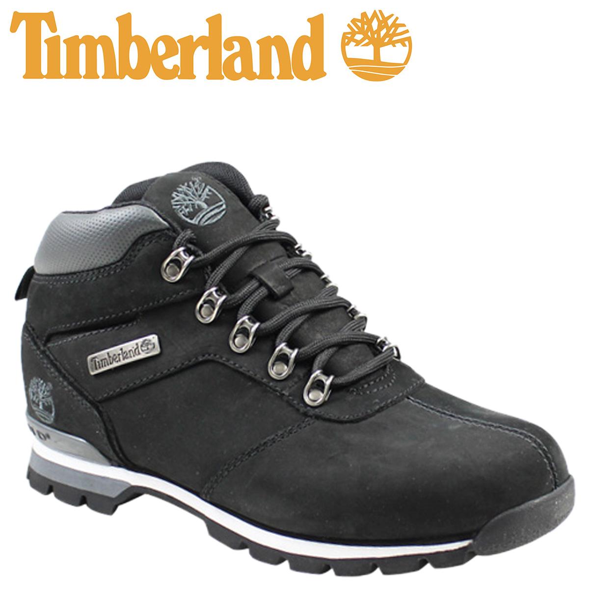 2ff4ca8307f Timberland Timberland euro hiker FTB split lock 2 boots EURO HIKER FTB  SPLITROCK 2 nubuck 6161R black black men