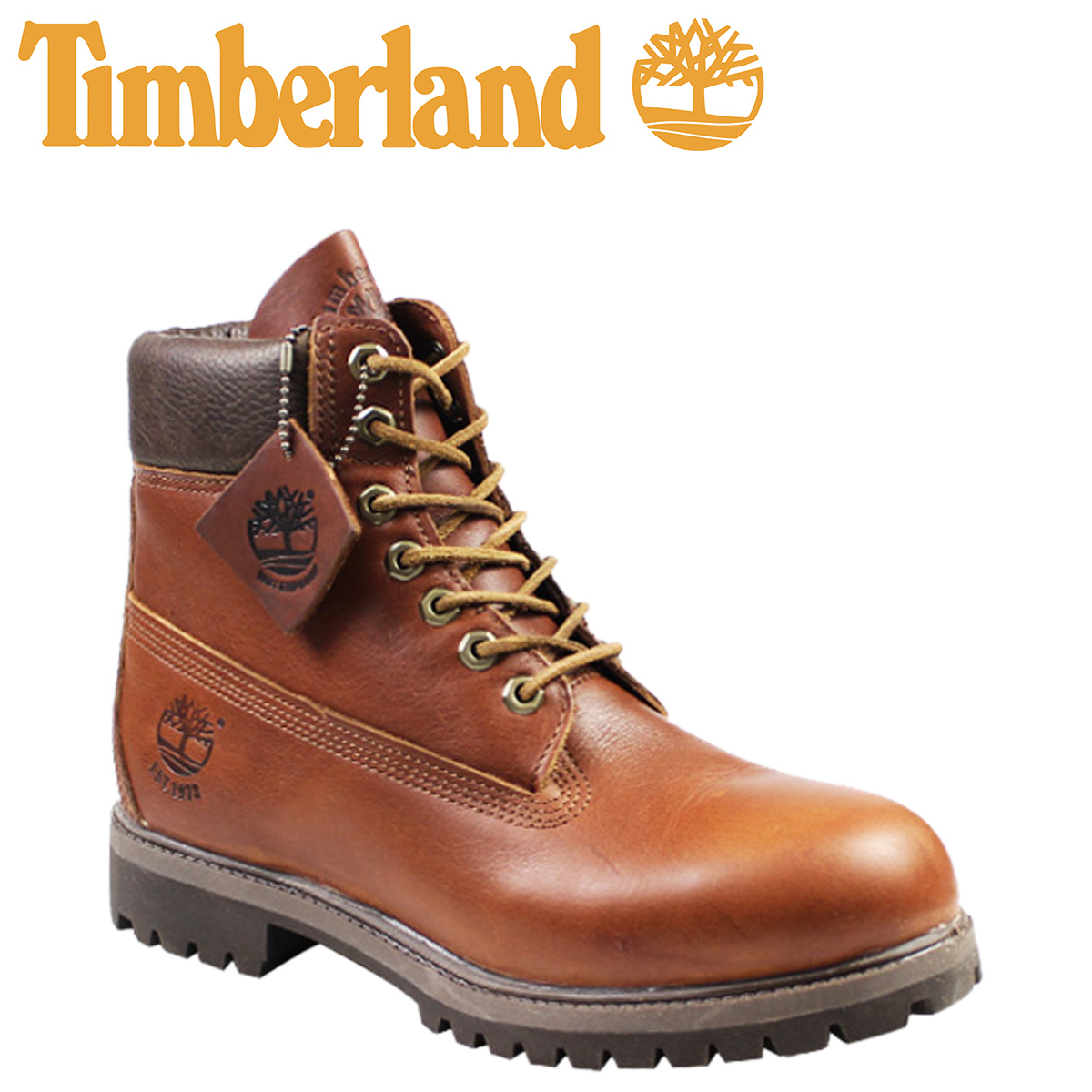 Men 6 Boots Anniversary Inch Boot Leather Af Timberland Brown Inches 6745r bgf7Y6yv