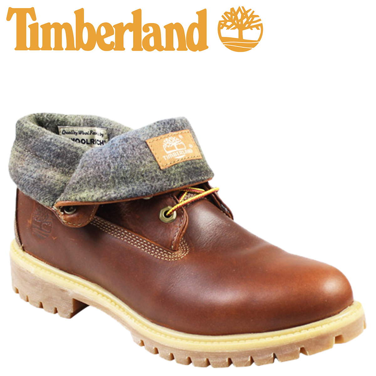 timberland earthkeepers af roll top mens boots dark brown