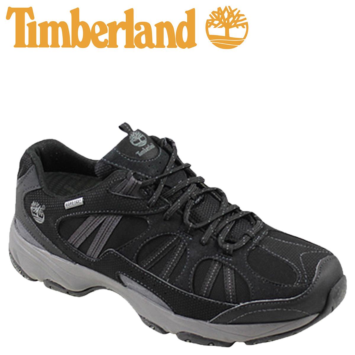 Low Gore Timberland 94106 Men Black Tex Translite Trance Light Sneakers Qshtrd