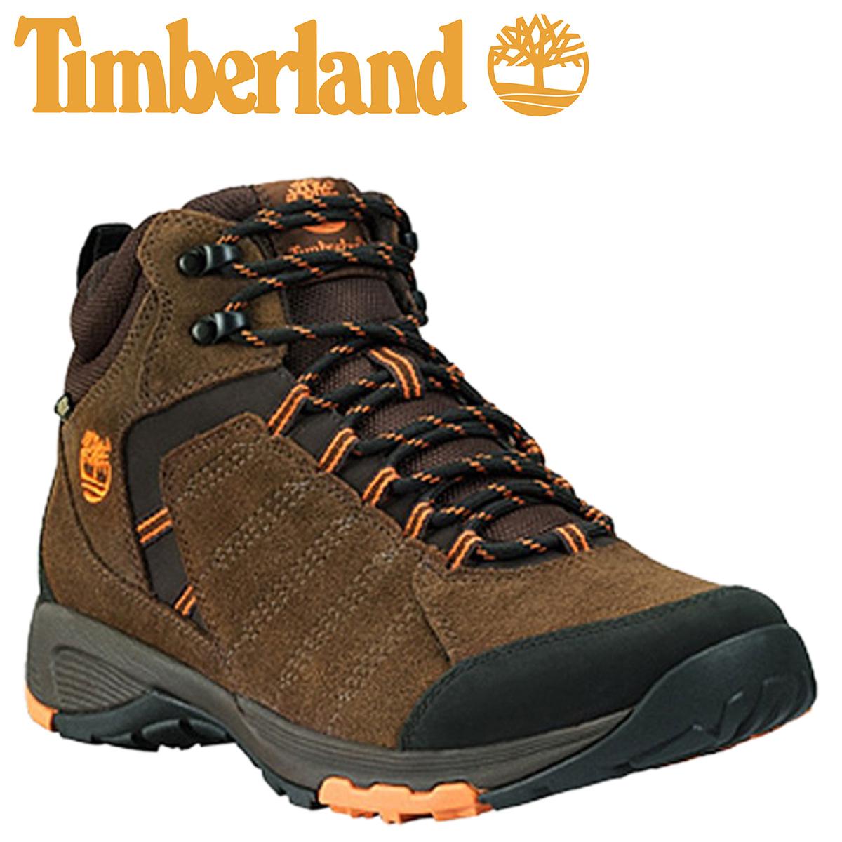 a3cac3b0e23 Timberland Timberland till ton mid Gore-Tex boots TILTON MID GORE-TEX  Gore-Tex 9730R brown men