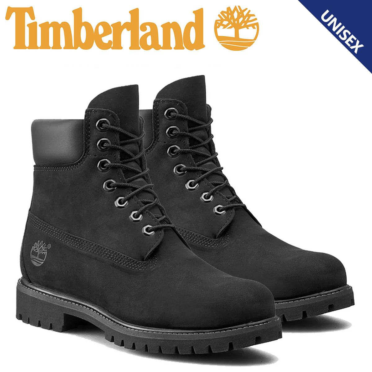 Timberland ブーツ メンズ レディース 6インチ ティンバーランド 6INCH PREMIUM WATERPROOF BOOTS 10073 プレミアム ウォータープルーフ 防水
