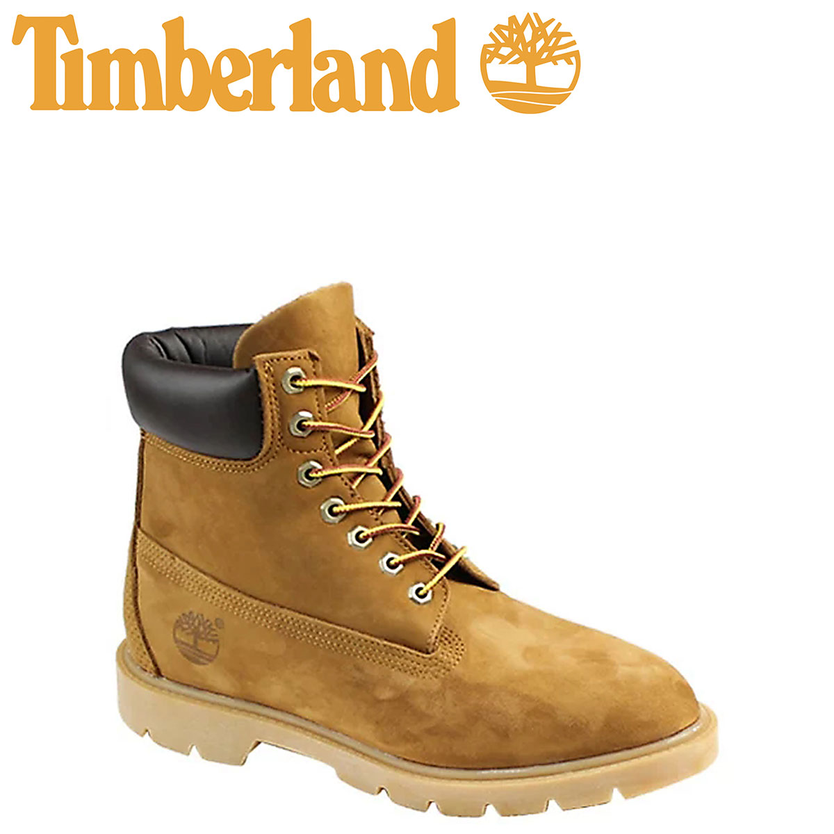 Timberland ティンバーランド 6INCH 6インチ ブーツ 6 INCH BASIC BOOT 19076 Dワイズ 防水 メンズ