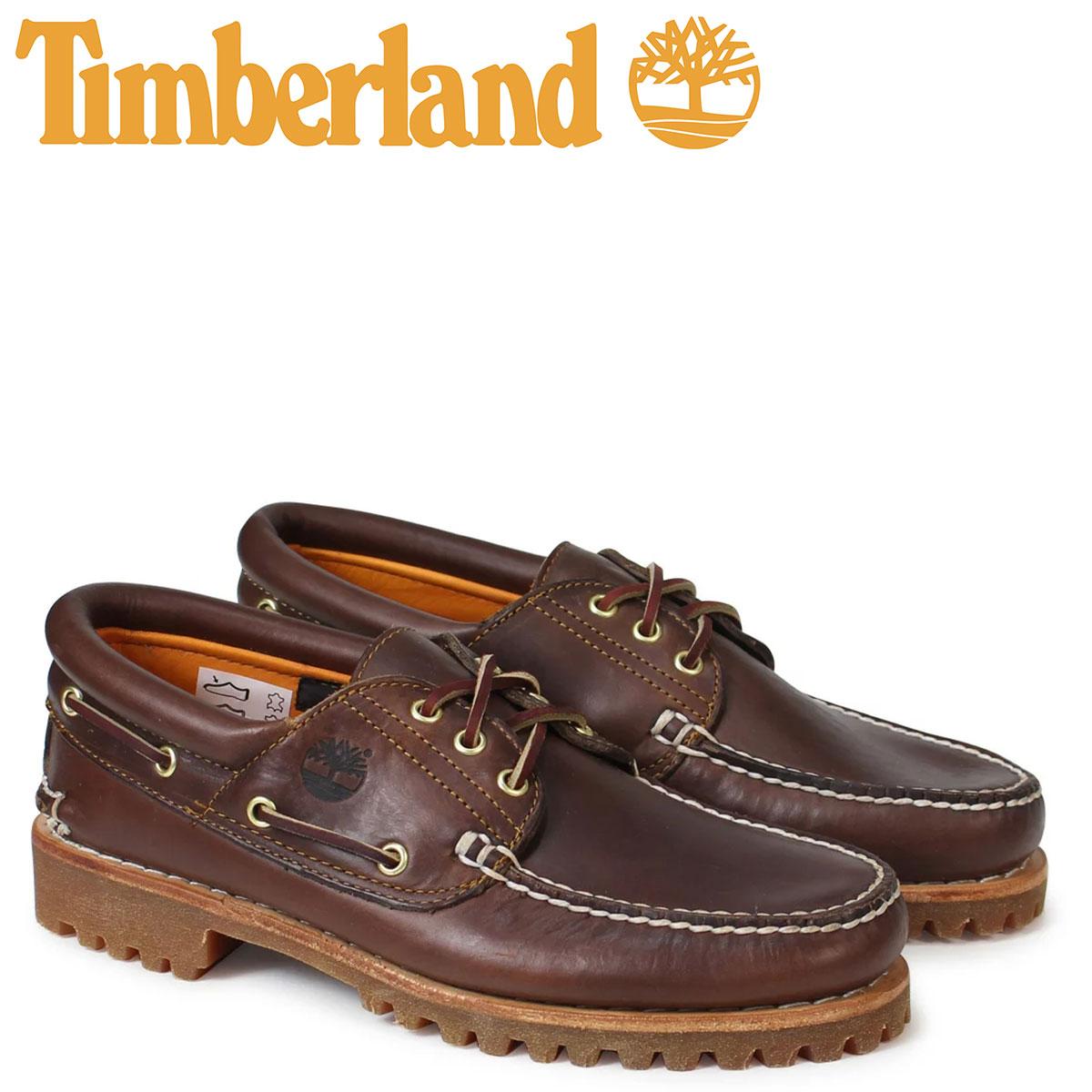 Timberland デッキシューズ メンズ ティンバーランド HERITAGE 3 EYE CLASSIC LUG 30003 [3/16 再入荷]