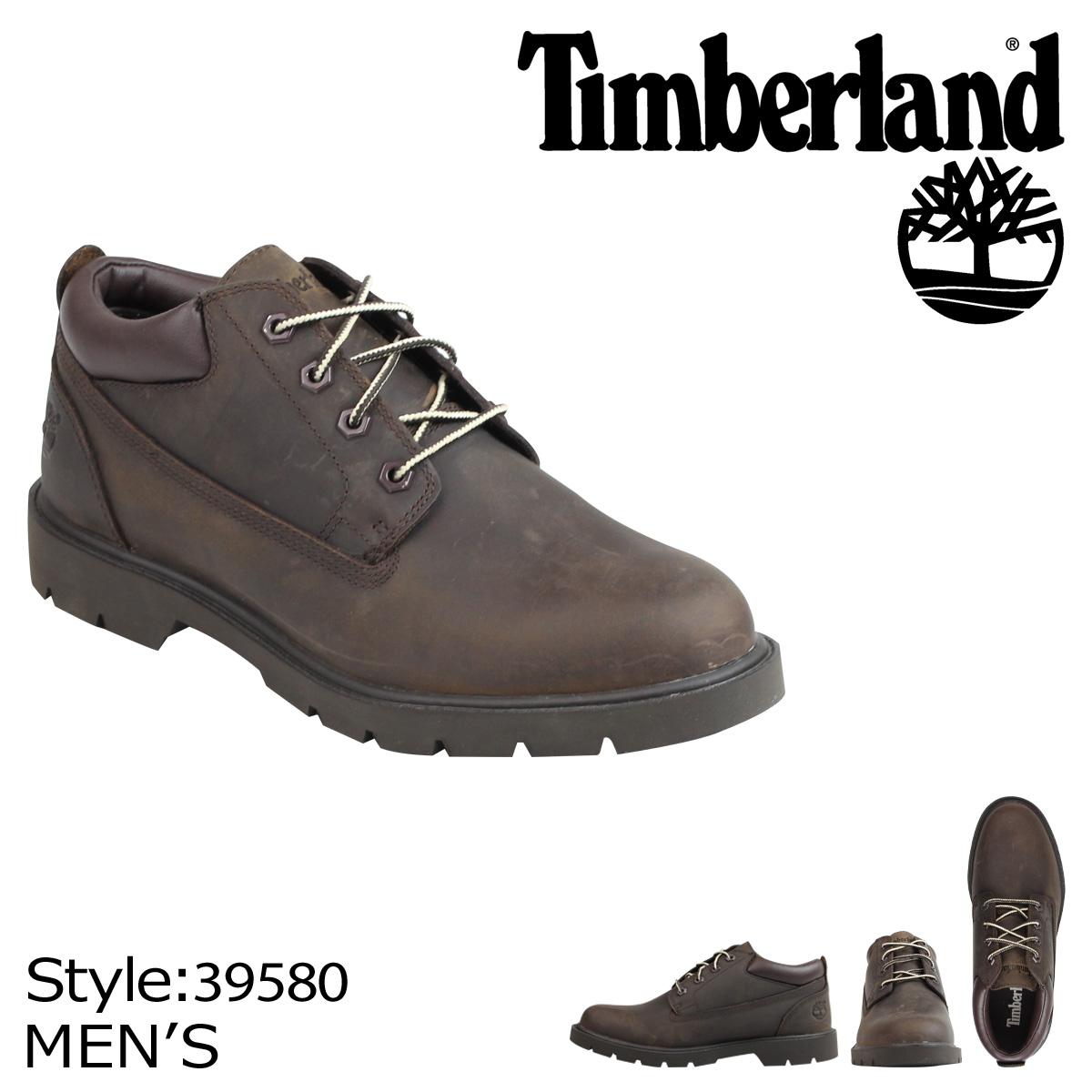 Sugar Online Shop   SOLD OUT  Timberland Timberland basic ox  bran ... 91d425cbcb50