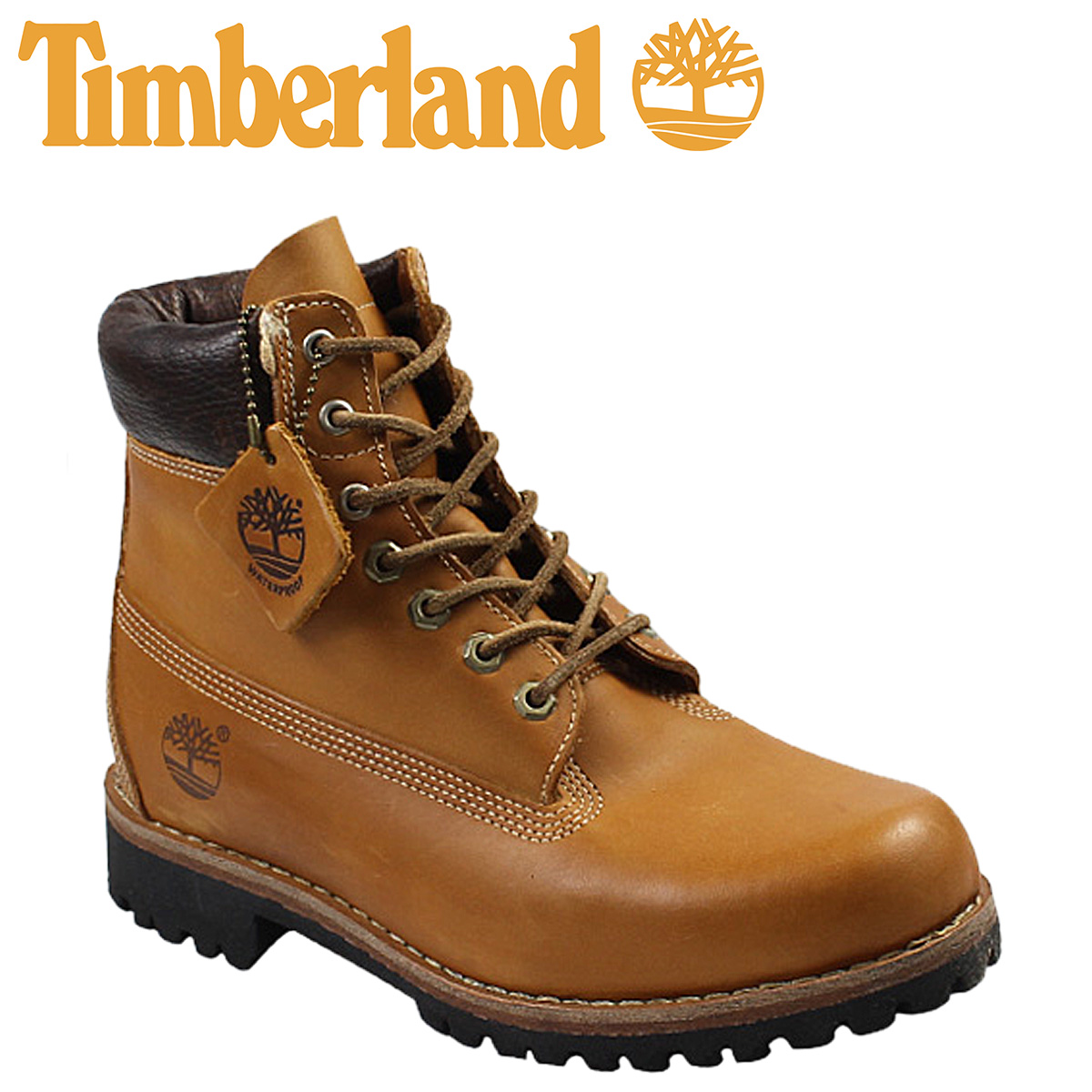 Timberland Earthkeepers Heritage Rugged Eltidy Boots Wheat Ltd Boot Leather Men S 5901r 4 3 New In Stock