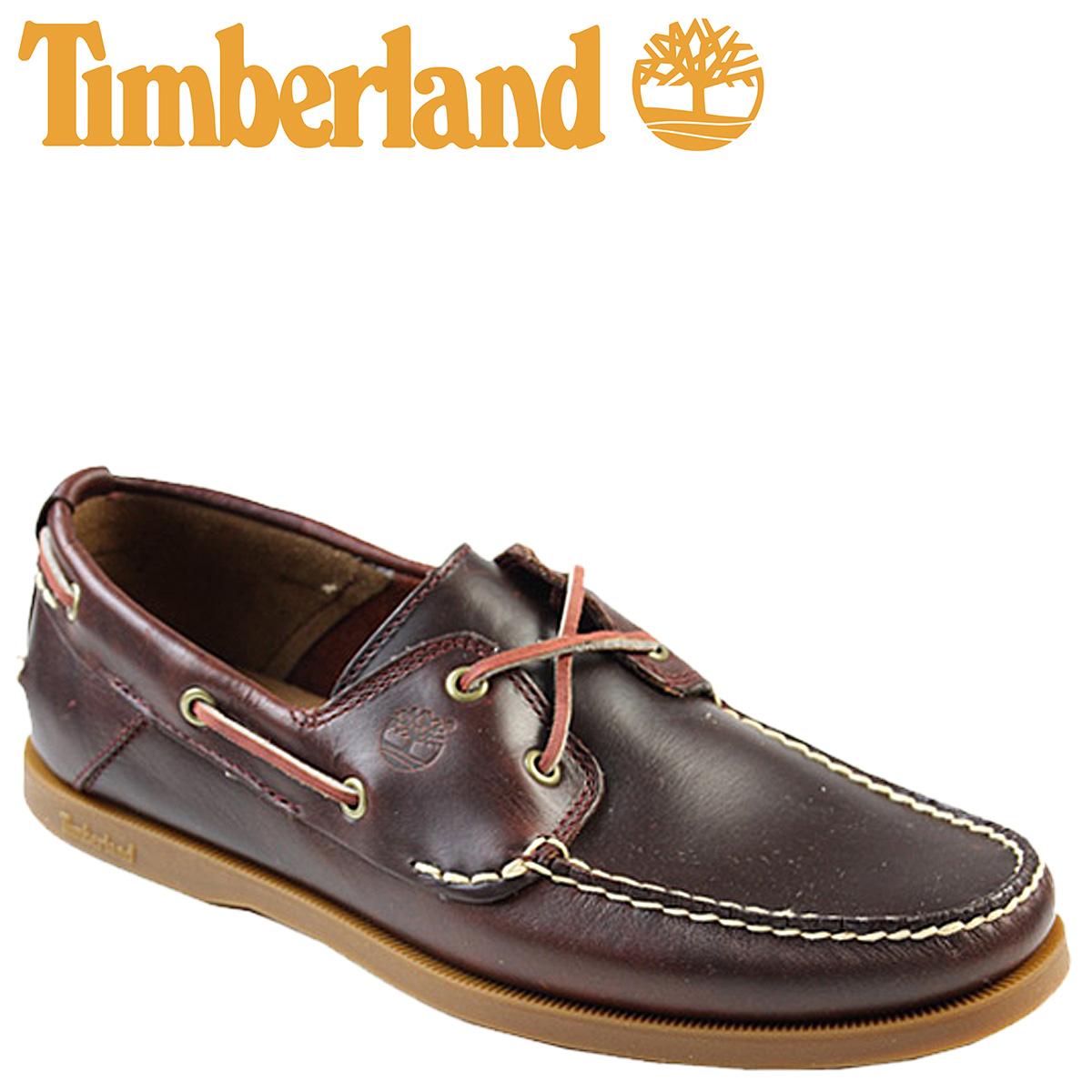 e079ed1f691dc6 Timberland Timberland deck shoes EK HERITAGE 2 EYE BOAT 6363R men ...