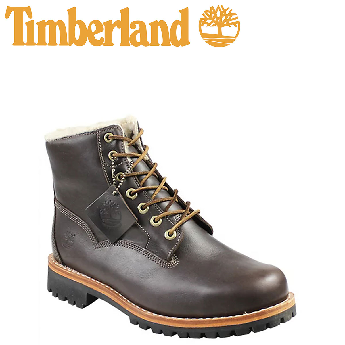 60071cf176e2 Point 2 x Timberland Timberland heritage waterproof bomber boots WATERPROOF  BOMBER BOOTS HERITAGE leather men s work boots waterproof 6555A Brown  11    14 ...