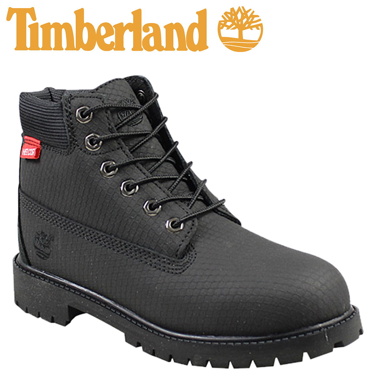 b16c2254287 6 inches of Timberland Timberland kids premium waterproof boots 6 INCH  PREMIUM WATERPROOF HELCOR LITTLE KIDS BOOTS leather youth child 6577R black  ...