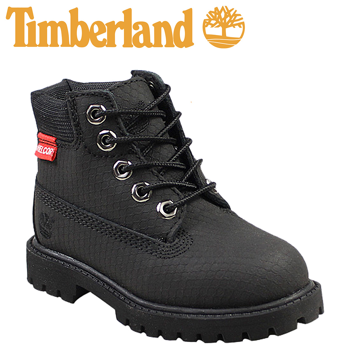 6 inches of Timberland Timberland baby kids premium waterproof boots 6 INCH PREMIUM WATERPROOF HELCOR BABY TODDLERS BOOTS leather youth child 6587R