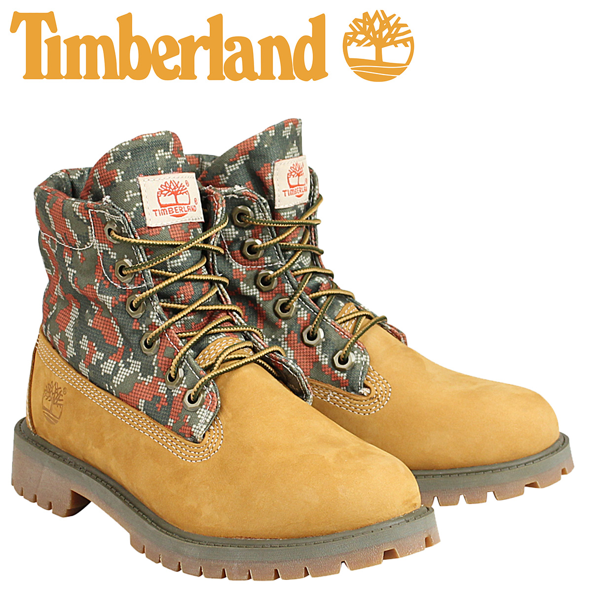 Sugar Online Shop  Timberland Timberland Womens JUNIOR ROLL-TOP BOOT ... a9a37c7d5
