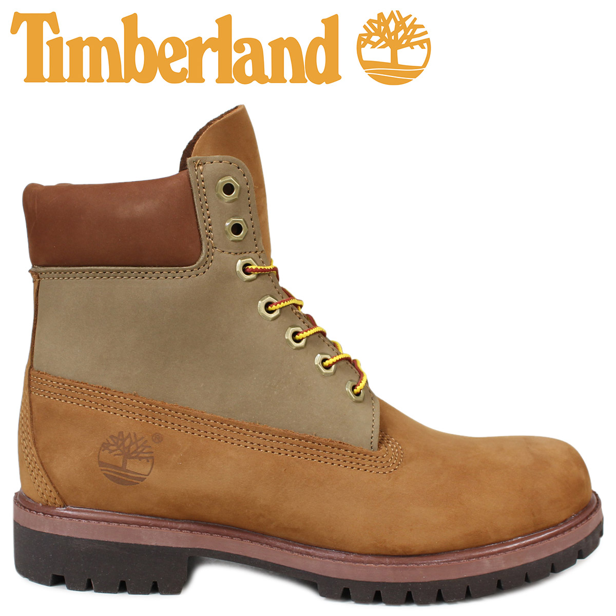 ab0a06ff954 6 inches of Timberland boots men Timberland 6INCH PREMIUM BOOT 9654B  premium W Wise waterproofing brown