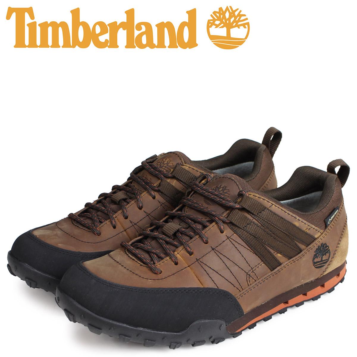 timberland low
