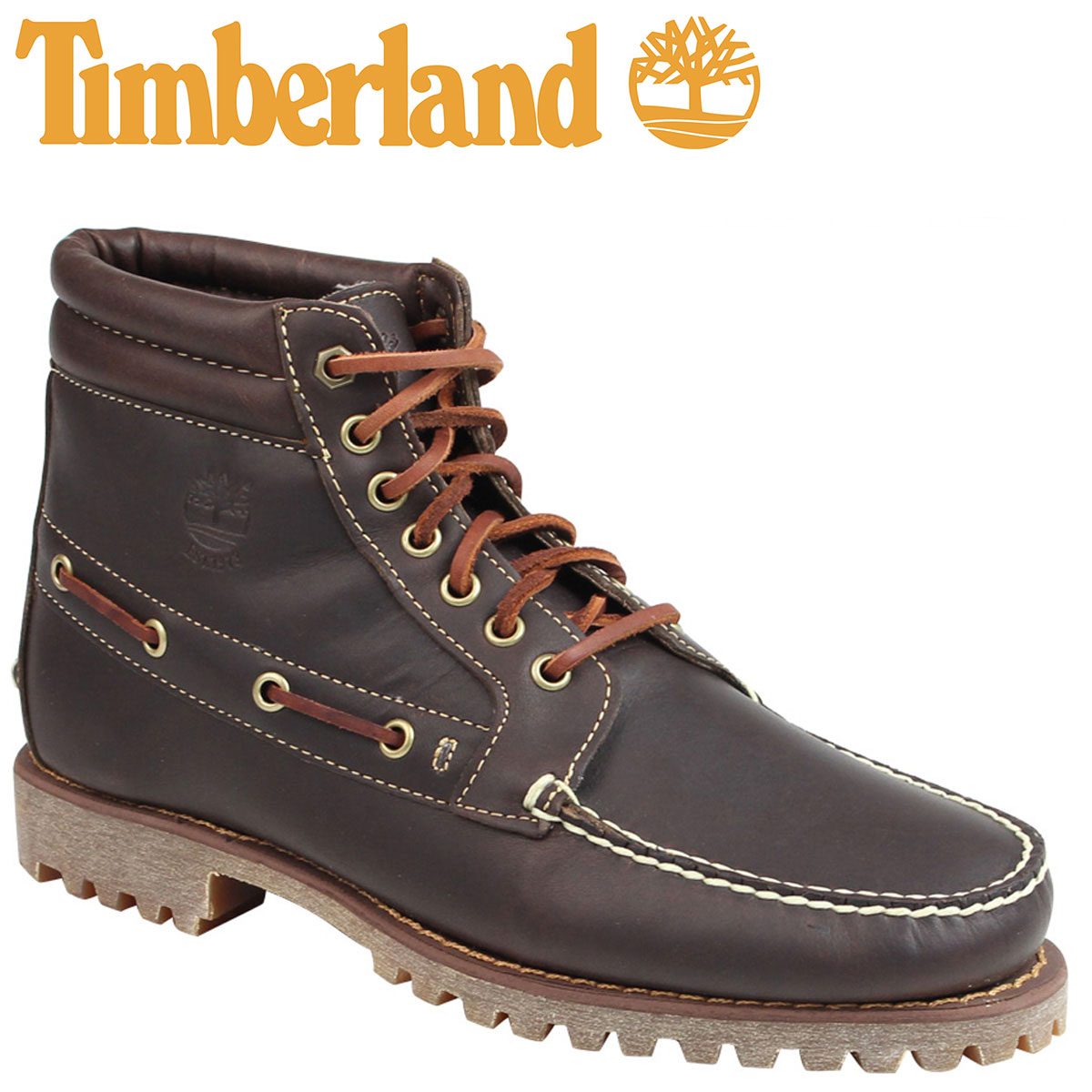 7 Timberland Timberland PENDLETON AUTHENTICS 7 EYE CHUKKA chukka boots authentic アイチャッカ A13F1 W Wise dark brown men