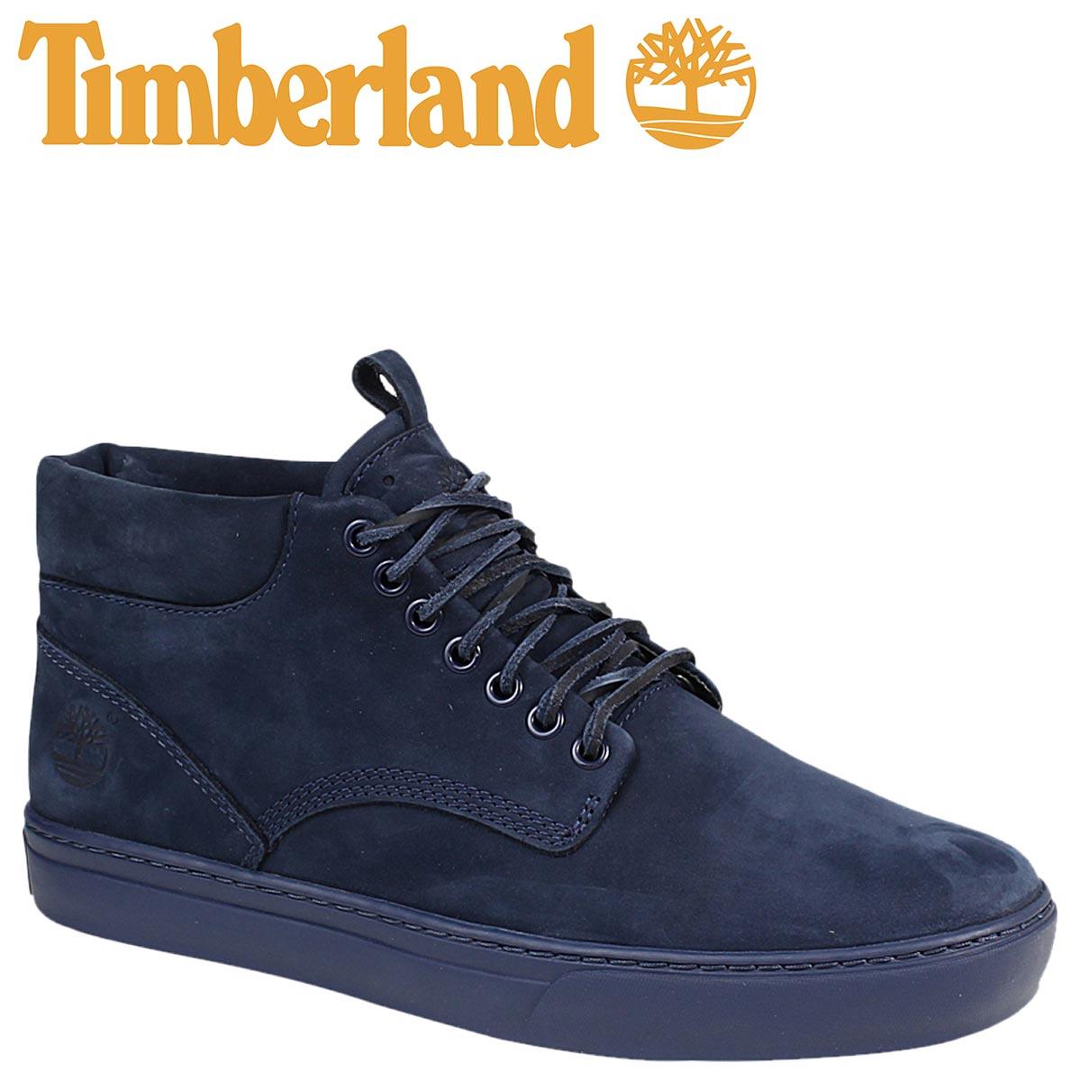 timberland adventure navy