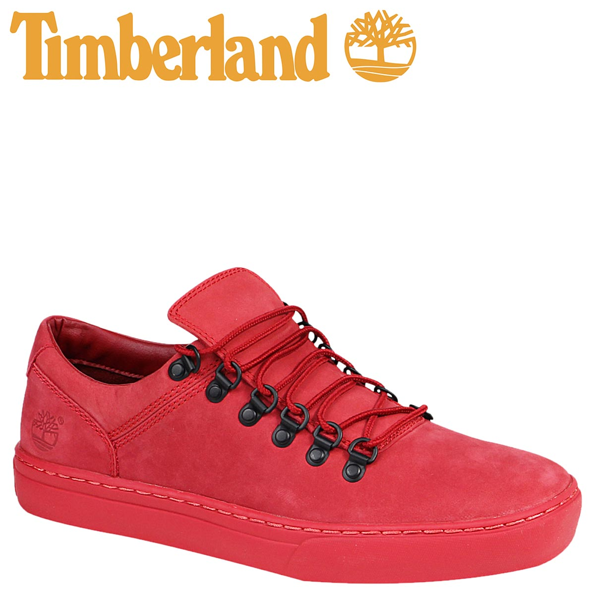 Timberland Timberland chukka boots ADVENTURE 2.0 CUPSOLE CHUKKA A17ME W Wise red men