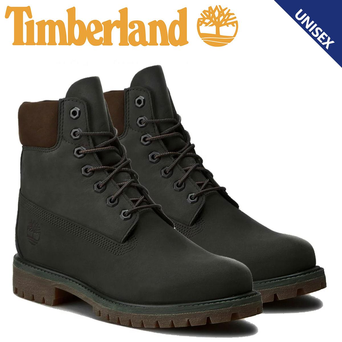 Timberland ティンバーランド 6INCHI 6インチ プレミアム ブーツ 6-INCH PREMIUM WATERPROOF BOOTS A17Q4 Wワイズ 防水 グレー メンズ