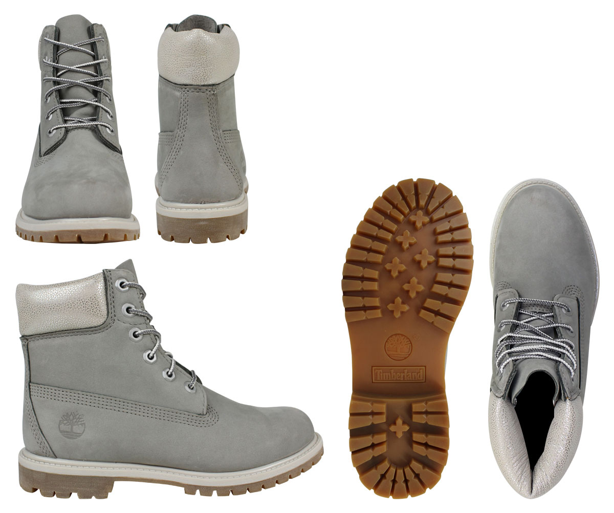 Zapatos Timberland Mujeres Grises DbZNqURDuX