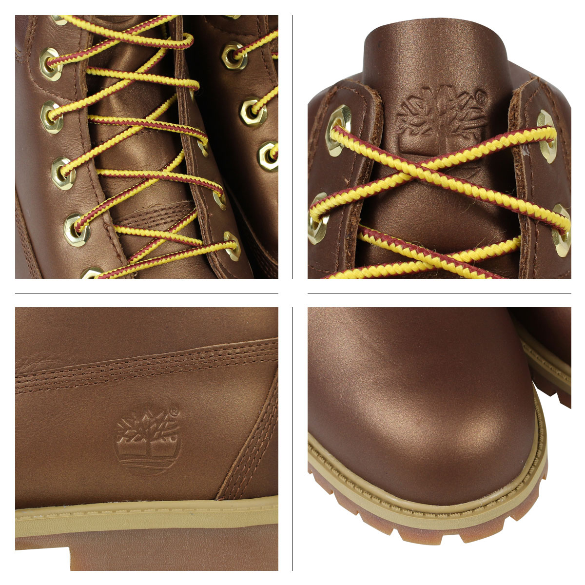 Timberland Timberland Lady's 6INCHI 6 inches premium boots WOMENS 6 INCH PREMIUM WATERPROOF BOOTS A19XM W Wise waterproofing brown