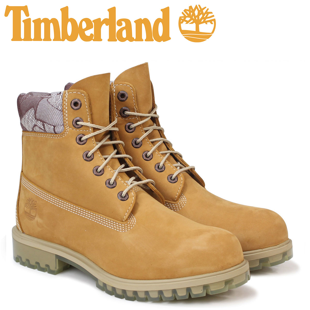 Timberland 6インチ メンズ ティンバーランド ブーツ プレミアム 6INCHI 6-INCH PREMIUM WATERPLOOF BOOTS A1GDZ Wワイズ ウィート 防水
