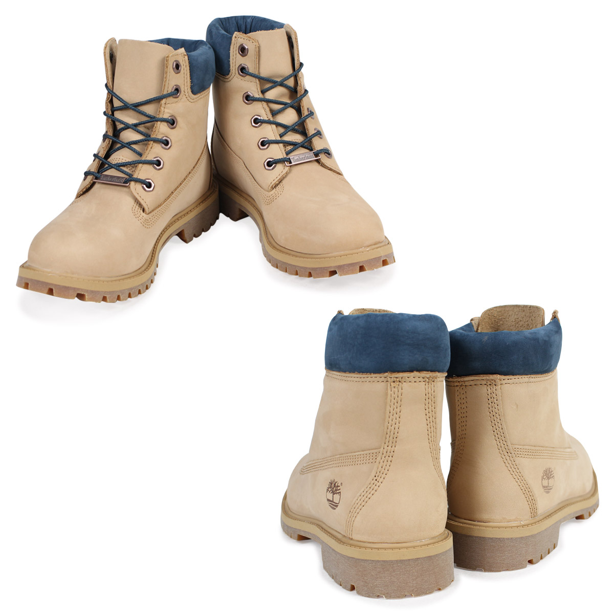 f85ce429747 ... Timberland Lady's boots 6 inches Timberland kids JUNIOR 6INCH  WATERPROOF BOOT A1PLO W Wise waterproofing is ...