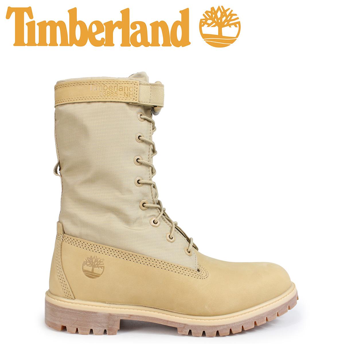 Timberland ブーツ メンズ 6インチ ティンバーランド 6-INCH PREMIUM GAITER BOOTS A1UBE Wワイズ ライトベージュ
