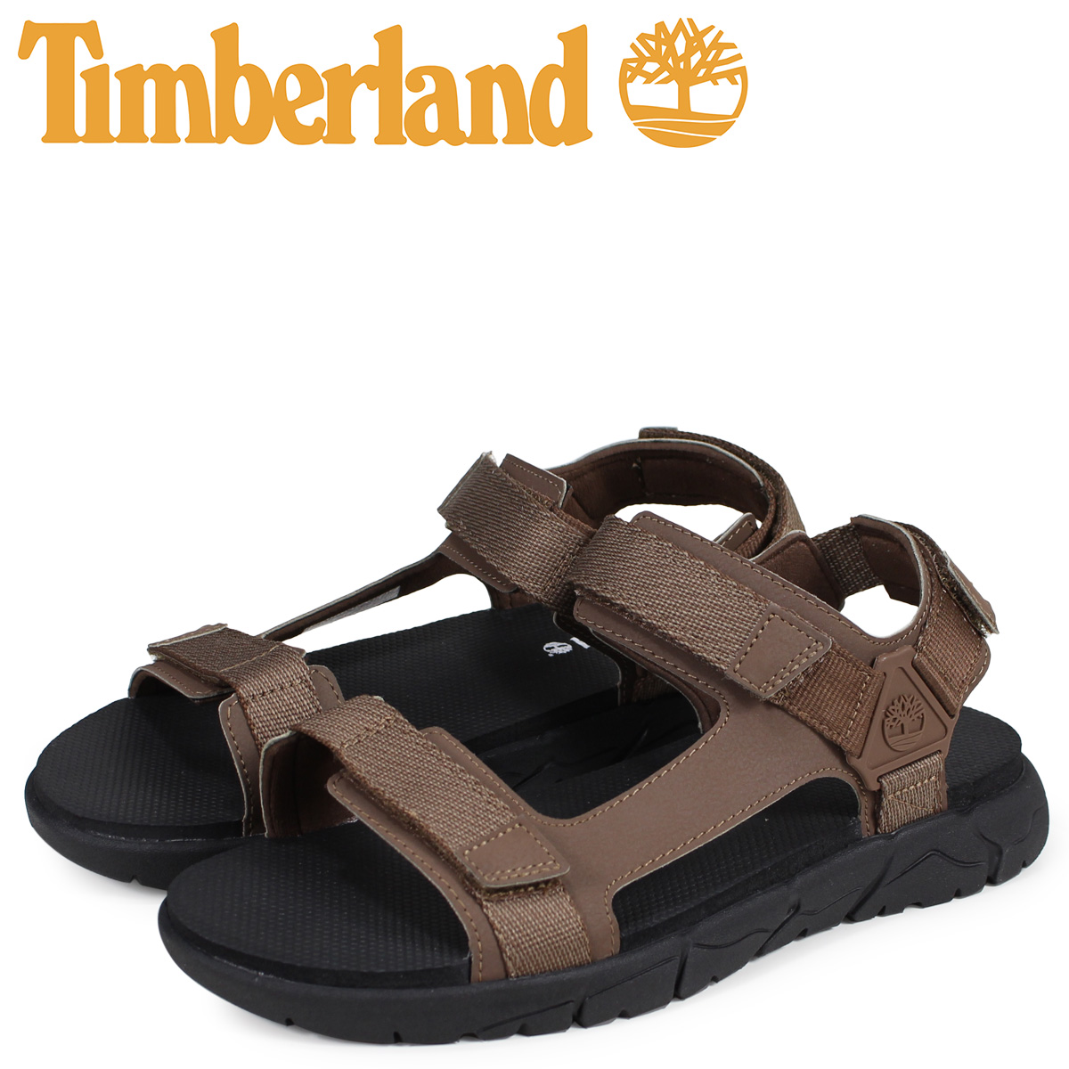 SANDAL Timberland sports men WINDHAM TRAIL sandals sandals brown A1VVY Timberland BdoCex