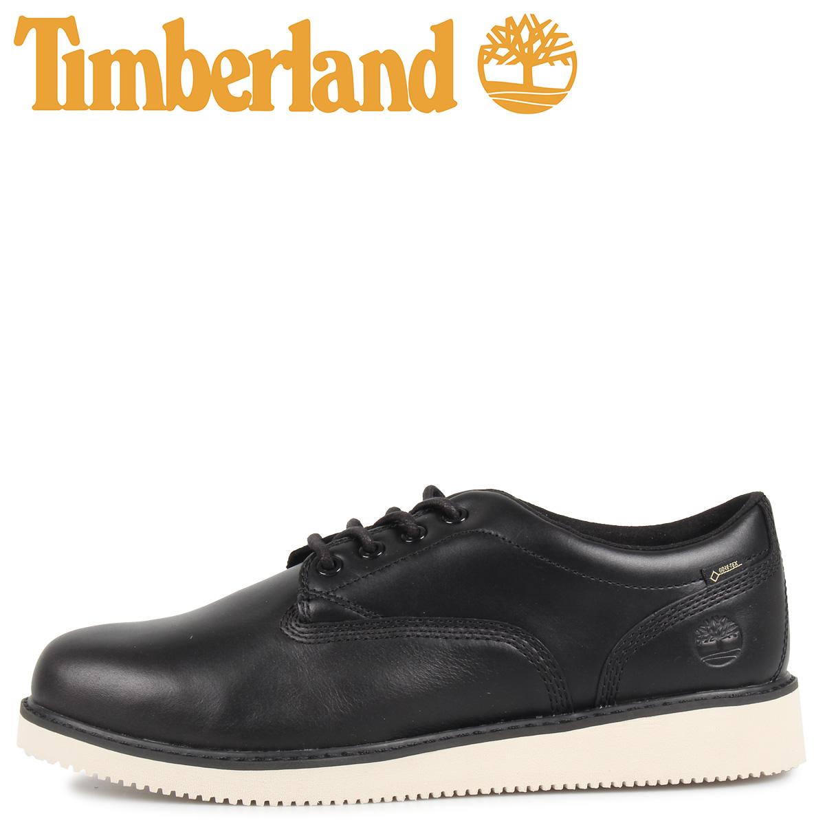 Timberland ティンバーランド シューズ メンズ ウエッジ オックスフォード MENS VIBRAM WEDGE GORE-TEX OXFORD ブラック 黒 A2742