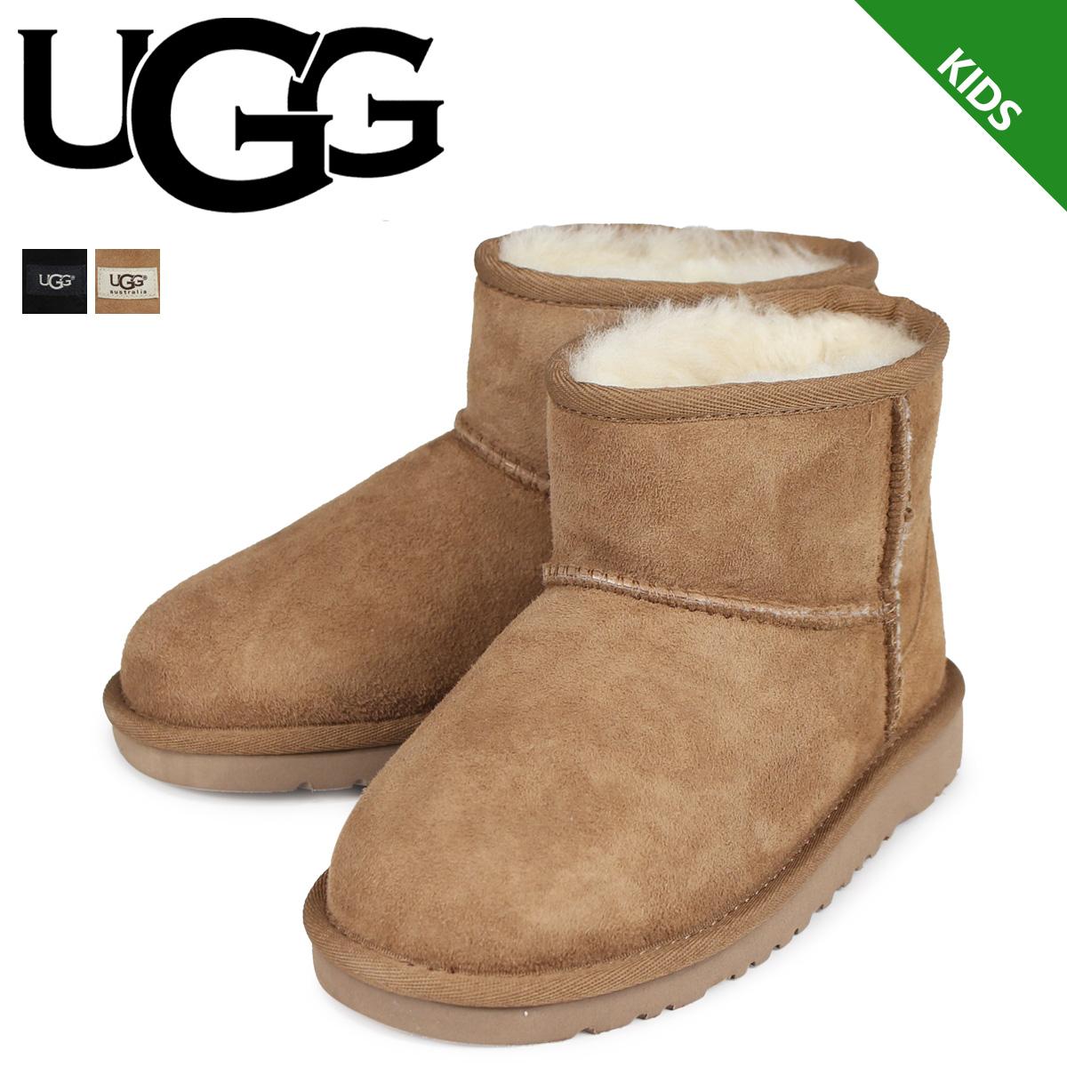 アグ UGG ブーツ ムートンブーツ キッズ クラシック ミニ レディース 1003637K KIDS CLASSIC MINI