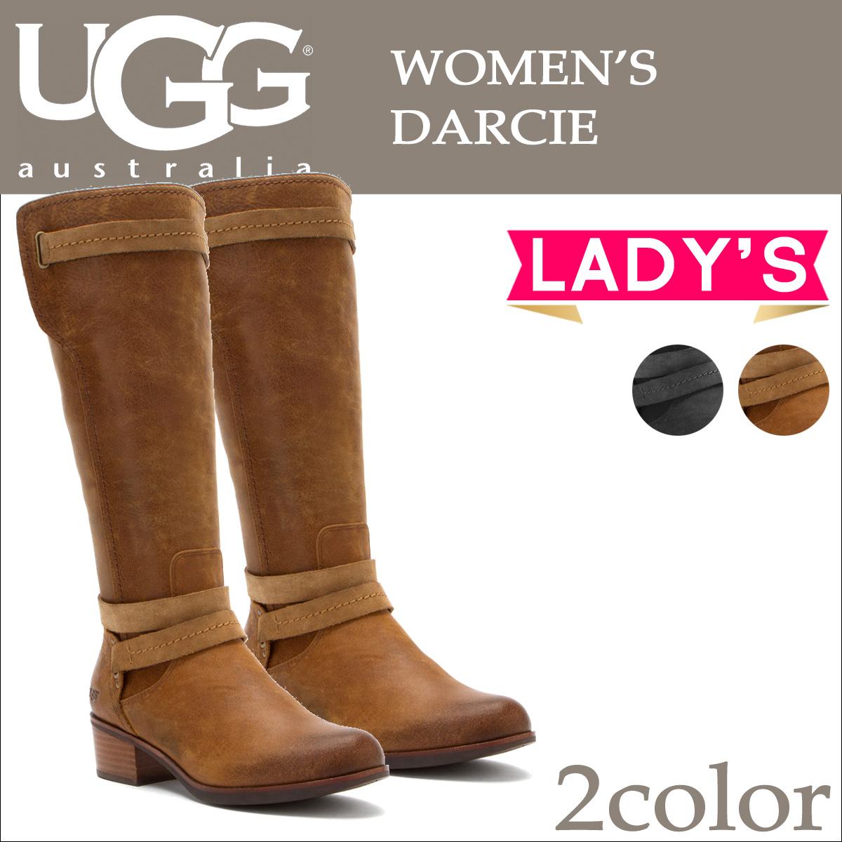 アグ UGG ダルシー ロングブーツ WOMENS DARCIE 1004172 シープスキン レディース